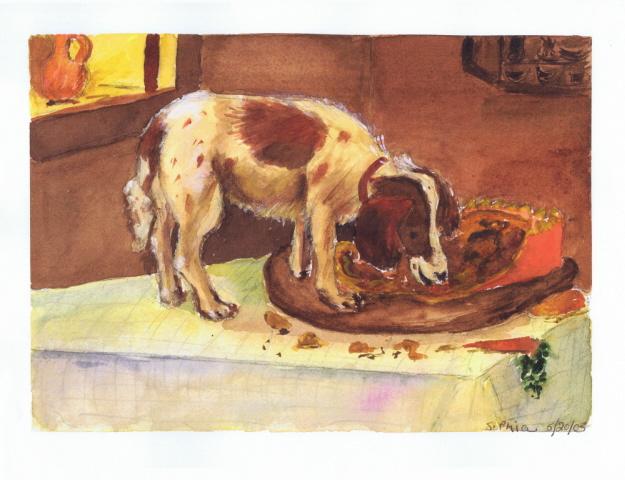 The Feast 05 20 03 Sophia Ehrlich