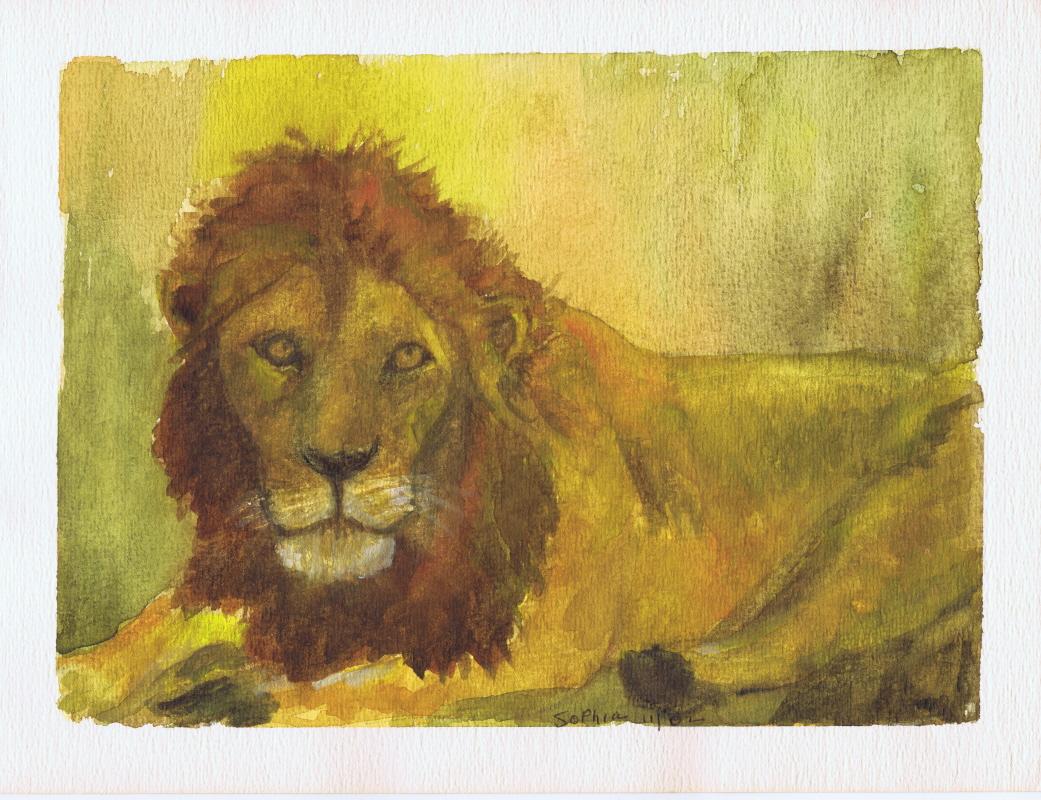 Lion 11 2002 Sophia Ehrlich