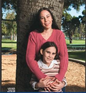 Diabetes Forecast Interview, Dec. 2007