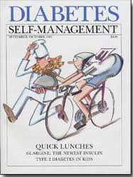Diabetes Self-Management Magazine