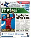 Metro Toronto Newspaper