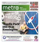 Philadelphia Metro Newspaper