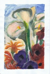 Flowers 09 2002 Sophia Ehrlich