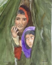 Pakistani Women 2005 Sophia Ehrlich