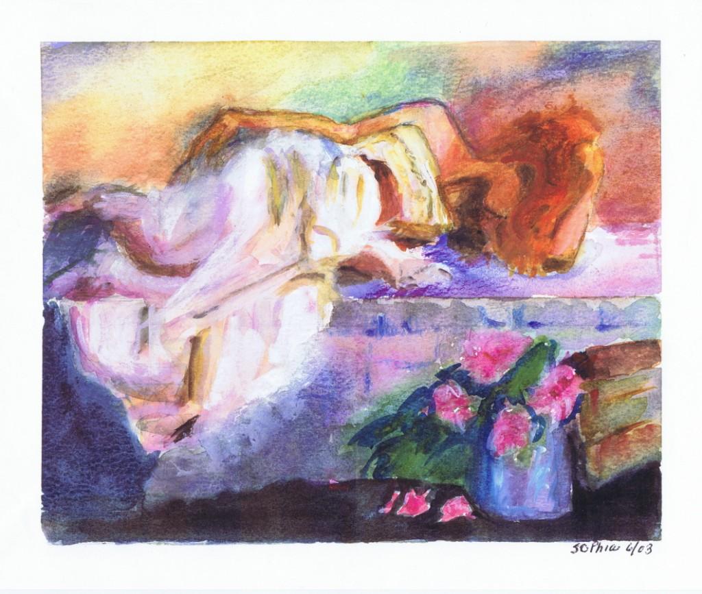 Repose 06 2003 Sophia Ehrlich