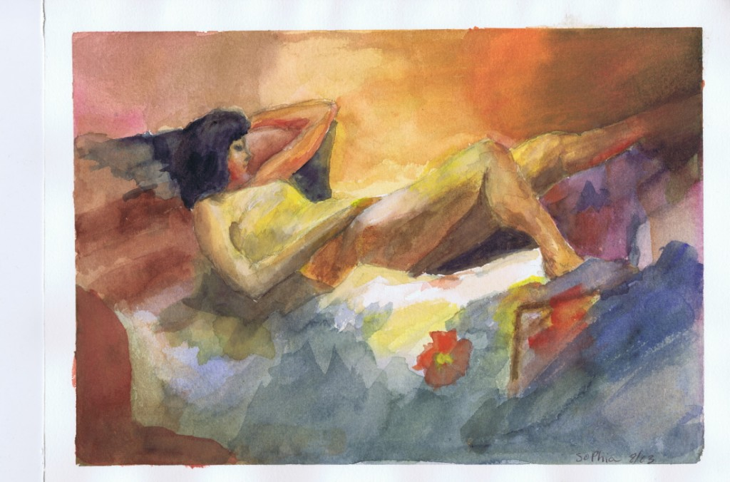 Slumber 08 2003 Sophia Ehrlich